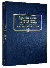 Lincoln Cents 1996-Date Whitman Classic Album #4919