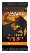 MTG Innistrad: Midnight Hunt - Magic the Gathering SET Booster Pack