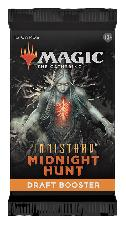 MTG Innistrad: Midnight Hunt - Magic the Gathering DRAFT Booster Pack