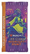 MTG Innistrad Midnight Hunt - Magic the Gathering COLLECTOR Booster Pack