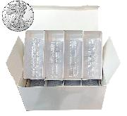 100 Lighthouse Coin Capsules for 41mm Coins AMERICAN SILVER EAGLE DOLLAR