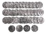 Silver Eagle Complete Set of BU American Silver Eagle Dollars 1986 to 2021 Includes Type 1 and Type 2